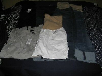 Oh Baby By Motherhood Pants Tops Maternity Huge Lot NEW w/tags Sm/Med Free Ship