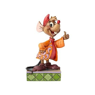 Disney Jim Shore Jaq Mouse from Cinderella New 2017 #4059738
