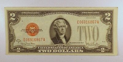 1928 - $2.00 - United States Note, UNC