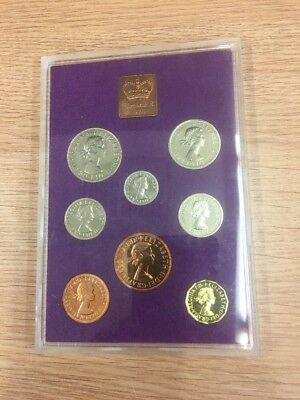 1970 Royal Mint Proof Coin Set Coinage of Great Britain & Northern Ireland