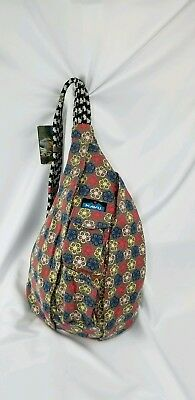 KAVU Rope Bag Limited Edition discontinued print, NWT