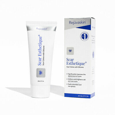 Rejuvaskin Scar Esthetique Scar Cream 60 mL
