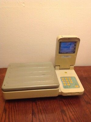 P scale model Ps1038rs - Plastic Digital Metric Scale - Vintage