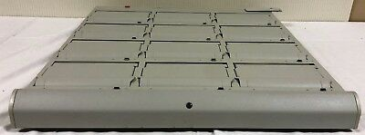 Omnicell Pharmacy II Round Locking Lid Drawer with 12 Bins High Security