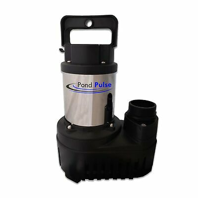 Half Off Ponds Pond Pulse Series PP4200 - 4,200 GPH Submersible Pond Pump