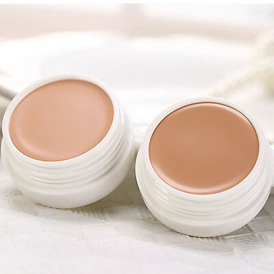 Make Up Base Concealer Face Cream Long Lasting Beauty Wrinkle Cover 2 Colors