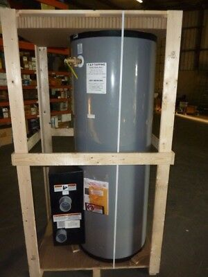 Rheem Ruud AdvantagePlus Commercial 119 gal Natural Gas Water Heater HE119-199N