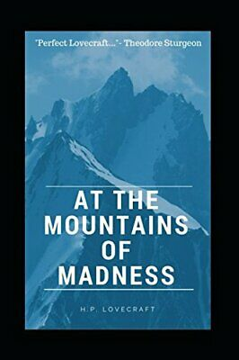 At the Mountains of Madness by H.P. Lovecraft New Paperback Book