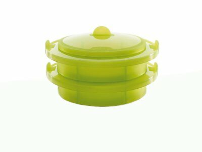 Lekue Layered Steamer - Green