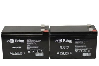 Mighty Max Battery 12V 9Ah SLA Battery Replacement for APC Back UPSRS//XS 4 Pack Brand Product