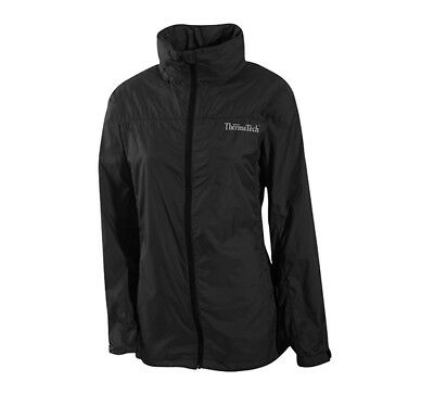 New Thermatech Womens Lightweight Waterproof Jacket