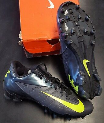 New In Box - Nike Vapor Pro Low Lax- Black/Volt - Size 6.5