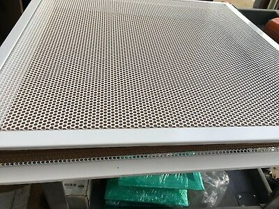 Titus COMMERCIAL HVAC GRILL PAR 22X22 24X24, T-BAR DROP CEILING AC, AIR REGISTER