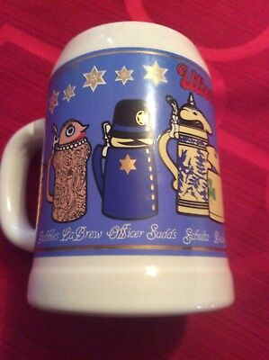 Schultz & Dooley ~ mug ~ Holiday Limited Edition - Utica Club - stock #1