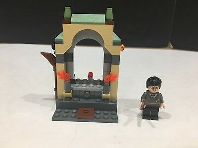 Lego Harry Potter 4736 Freeing Dobby Not Complete Read Description