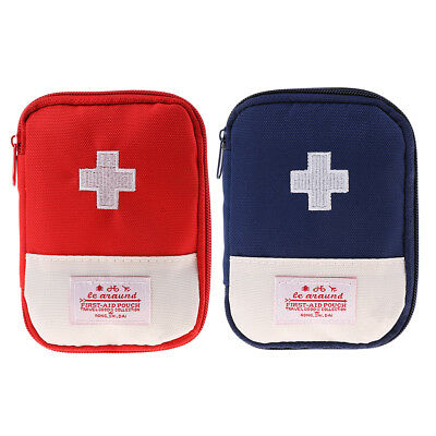 12x5x15.6cm Outdoor First Aid Emergency Medical Kit Survival Bag Travel Bag