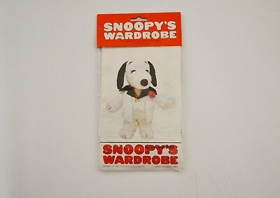 Snoopy's Wardrobe, Fits Baby Plush Snoopy 0821, Disco Dance Outfit, unopened