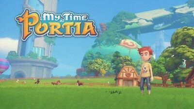 My Time At Portia - PC Global Play -Not Key/Code - Günstigst