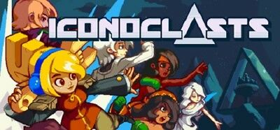 Iconoclasts- PC Global Play-Not Key/Code - Günstigst