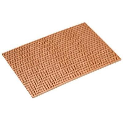 Pcb Vero Copper Stripboard Strip Board 64 X 95Mm Electronics Prototype Arduino