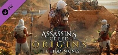 Assassin's Creed Origins - The Hidden Ones- PC Global Play Not Key/Code