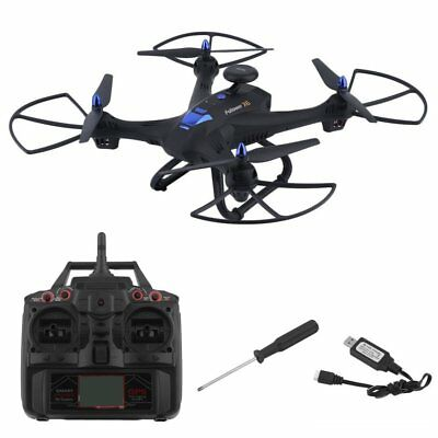 Drone 6-axes X183 With 2MP WiFi  HD Camera GPS Brushless Quadcopter MK