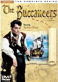 The Buccaneers The Complete Series Dvd Robert Shaw Brand New & Factory Sealed