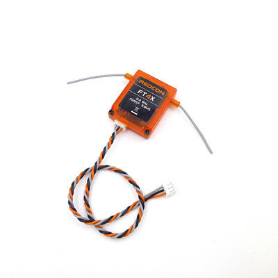 CORONA 2.4G 7CH GR7SF S-FHSS Compatible Receiver With Gyro for Futaba T6J T8J T1