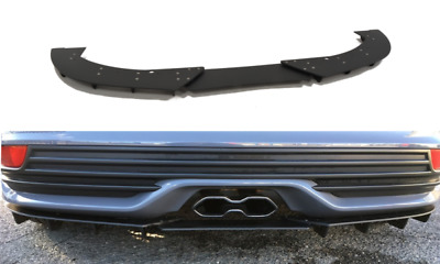 Rear Diffuser Ford Focus Mk3 St Facelift (2015-2018)
