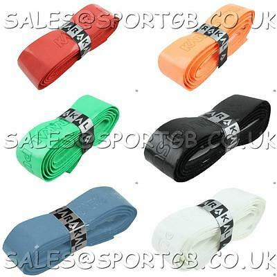 4 x Karakal PU Replacement Grip - Tennis Squash Badminton - Various Colours