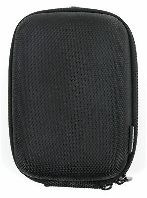 Deluxe Padded Case / Pouch with Belt Loop in Black for Sannysis U80 Smartwatch