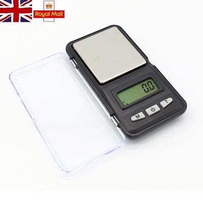 0.01-200g / 500g Pocket Mini Digital LCD Kitchen Scale Electronic Weight Scales