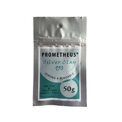 Prometheus Silver Clay -  Metal Clays (PMC)