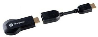 HDMI Extender For Google Chromecast HDMI Streaming Media Player + Free Delivery