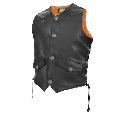 Missing Link G2 D.O.C. Reversible Safety Vest Motorcycle Street All Sizes