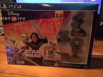 Disney Infinity 3.0 STAR WARS STARTER PACK PS4 version