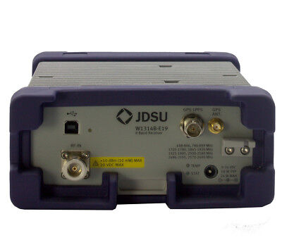 Jdsu W1314B-E19 Multi-Band Receiver