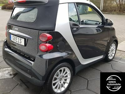 Smart for tow  - CABRIO - Scheckheft 1 Hand