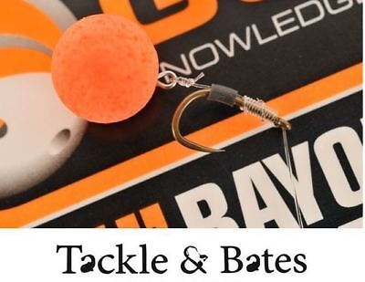 Guru 15'' MWG Bayonet Rigs All Sizes Match Coarse Feeder Fishing