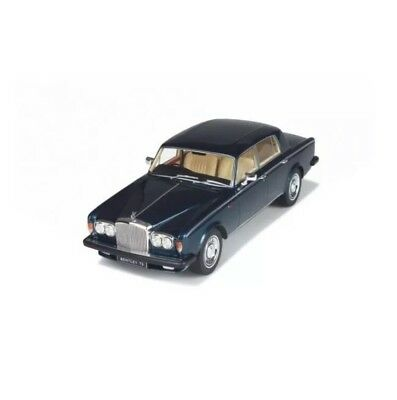 New 1/18 GT Spirit 1977 Bentley T2 Peacock Blue Rolls Royce 1000pcs M3 911
