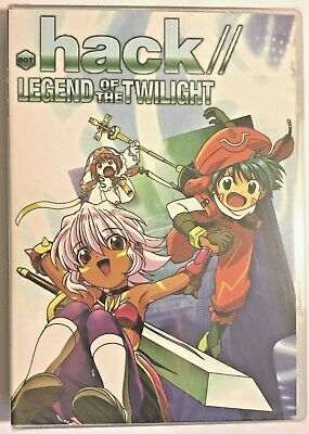 .hack//Legend of the Twilight | The Complete Anime Series Collection
