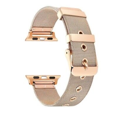Milanese Stainless Steel Bracelet Strap Band For Apple Watch iWatch Series 3 2 1