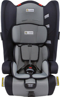 Infasecure - Rover Convertible Booster Car Seat - Graphite