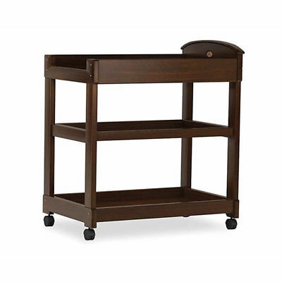 Boori Arched 3 Tier Nappy Changer Change Table English Oak