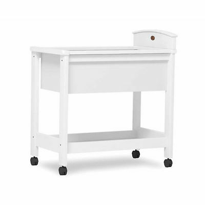 Boori Arched Baby Bassinet White