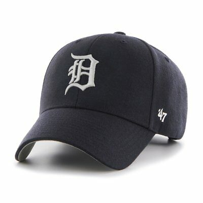 47 Brand Relaxed Fit Cap - MVP Detroit Tigers navy