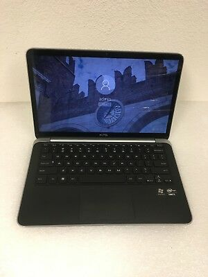 "Dell XPS 13"" L321X i7-2637M 4GB 256GB SSD Webcam Backlit Win7 Pro Ultrabook"