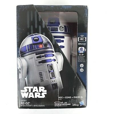 Star Wars R2-D2 Robot Smart App Enabled R2-D2 Interactive Droid Remote Control