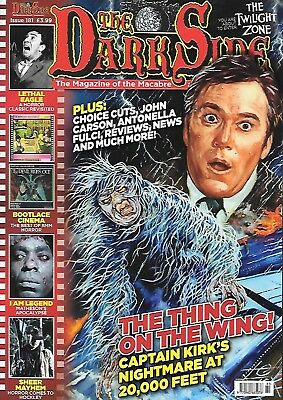 The Dark Side #181 (2017, UK 68 pages, full colour) good as new