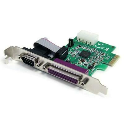 StarTech 1S1P Port PCI Express Parallel Serial Combo Card with 16950